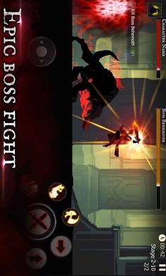 死亡之影:黑暗骑士破解版