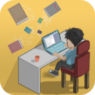 网络小说家模拟加强版图标