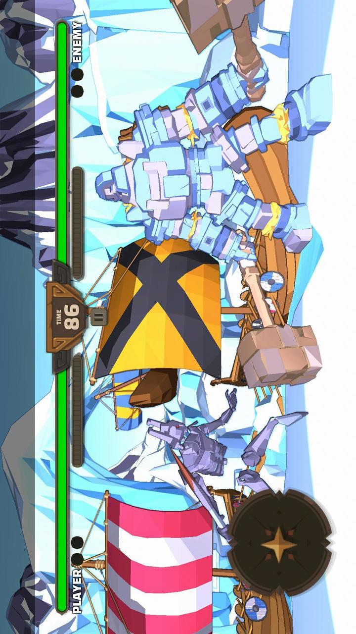 幻想戰士:國王格斗全人物解鎖破解版游戲截圖