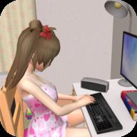 虚拟女友模拟器图标