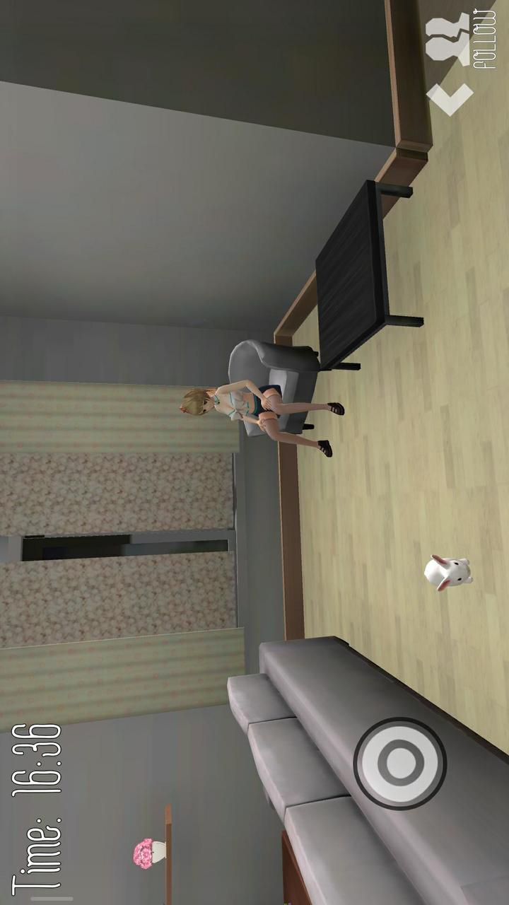 虚拟女友模拟器游戏截图